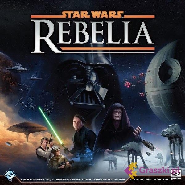 Star Wars: Rebelia (darmowa dostawa) | Galakta